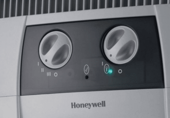 controler honeywell hap